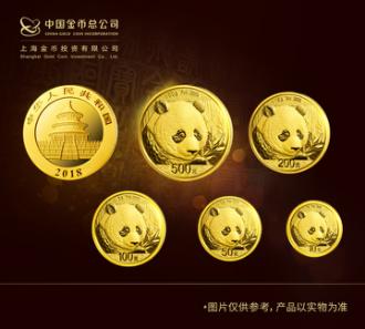 2018把国宝带回家——熊猫金银纪念币荣耀面世